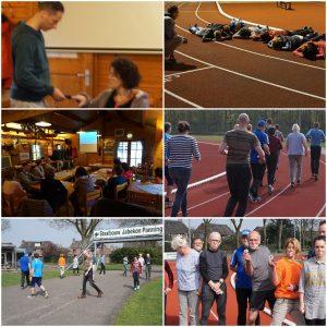 In diverse regio's in Nederland ademclinics gegeven in het Oxygen Advantage programma.