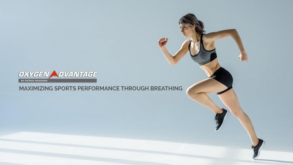 Maximaliseer je sportprestaties via je ademhaling.