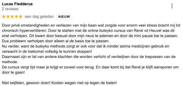 Buteyko online
