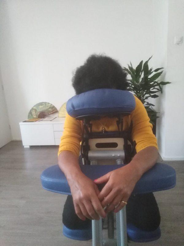 Thaise stoel massage