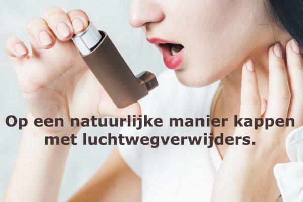 Astma door hyperventilatie